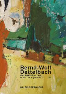 Ausstellungskatalog Bernd-Wolf Dettelbach