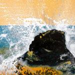 Markus Honerla, 2020, Lentas, 140 x 200 cm, lacquer on canvas, € 6.800