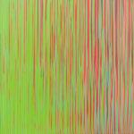 Markus Honerla, 2017, Etüden X, 80 x 80 cm, lacquer on canvas, € 2.400