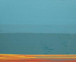 Markus Honerla, Nala, 2017, 130 x 160 cm, Lack auf Leinwand, € 4.350