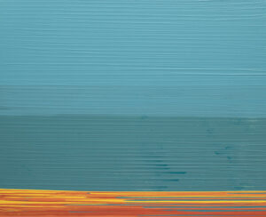 Markus Honerla, Nala, 2017, 130 x 160 cm, paint on canvas, € 4.350